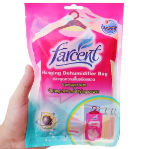 Túi hút ẩm Farcent khử mùi nấm mốc 200g