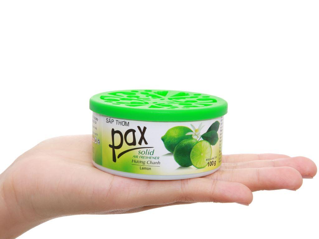 Sáp thơm Pax hương chanh 100g 5