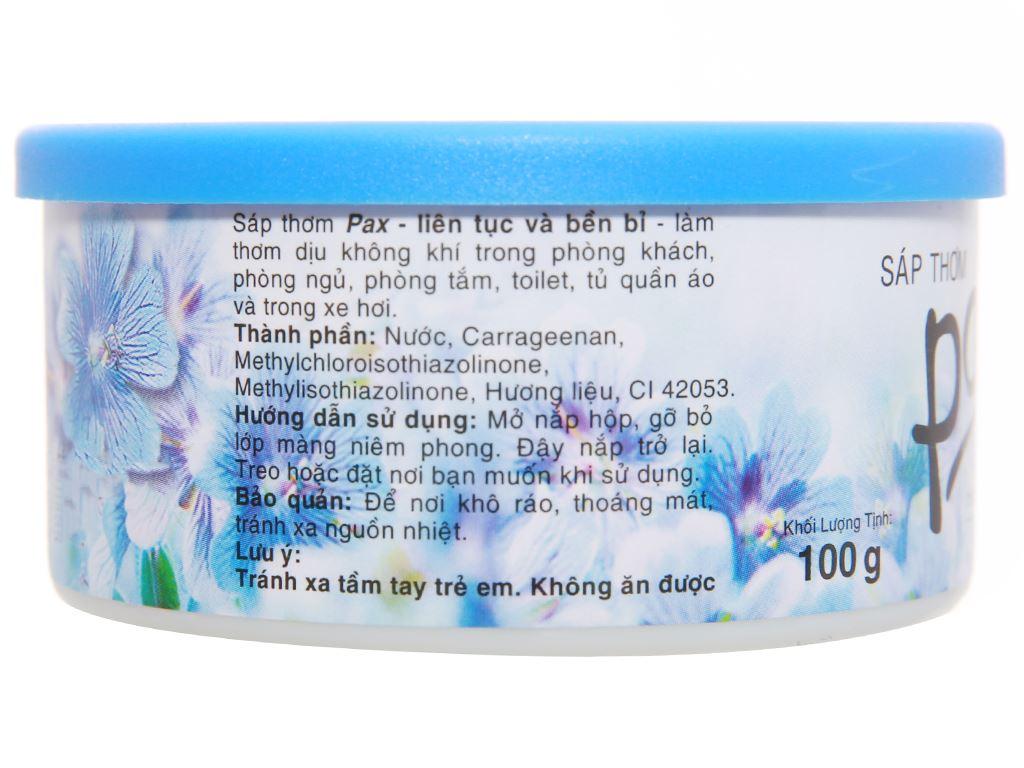 Sáp thơm Pax hương hoa xuân 100g 3