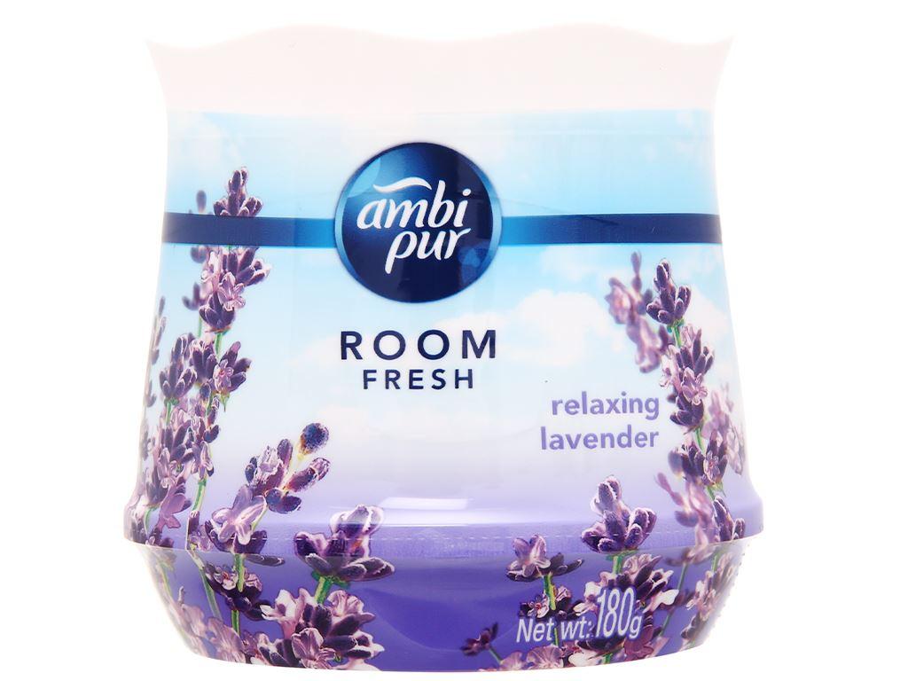 Bộ 2 hộp sáp thơm Ambi Pur hương lavender 180g 2