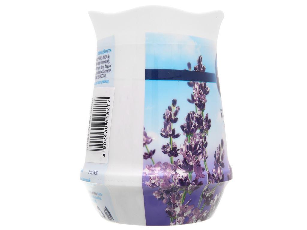 Bộ 2 hộp sáp thơm Ambi Pur hương lavender 180g 5