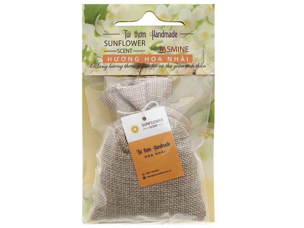 Túi thơm Sunflower hương hoa nhài 30g 1