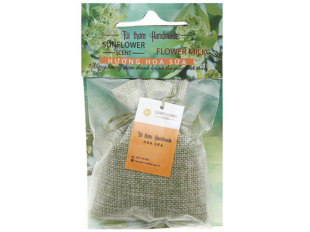 Túi thơm Sunflower hương hoa sữa 30g 1