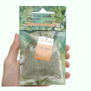 Túi thơm Sunflower hương hoa sữa 30g