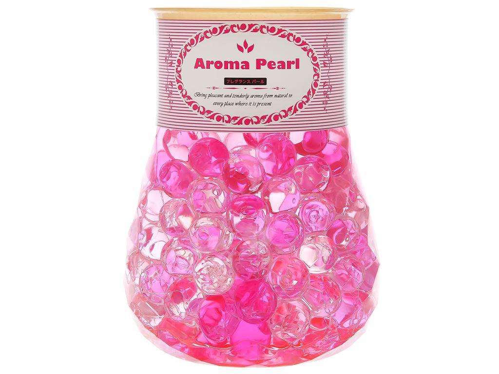 Sáp khử mùi Aroma pearl double black 320g 1