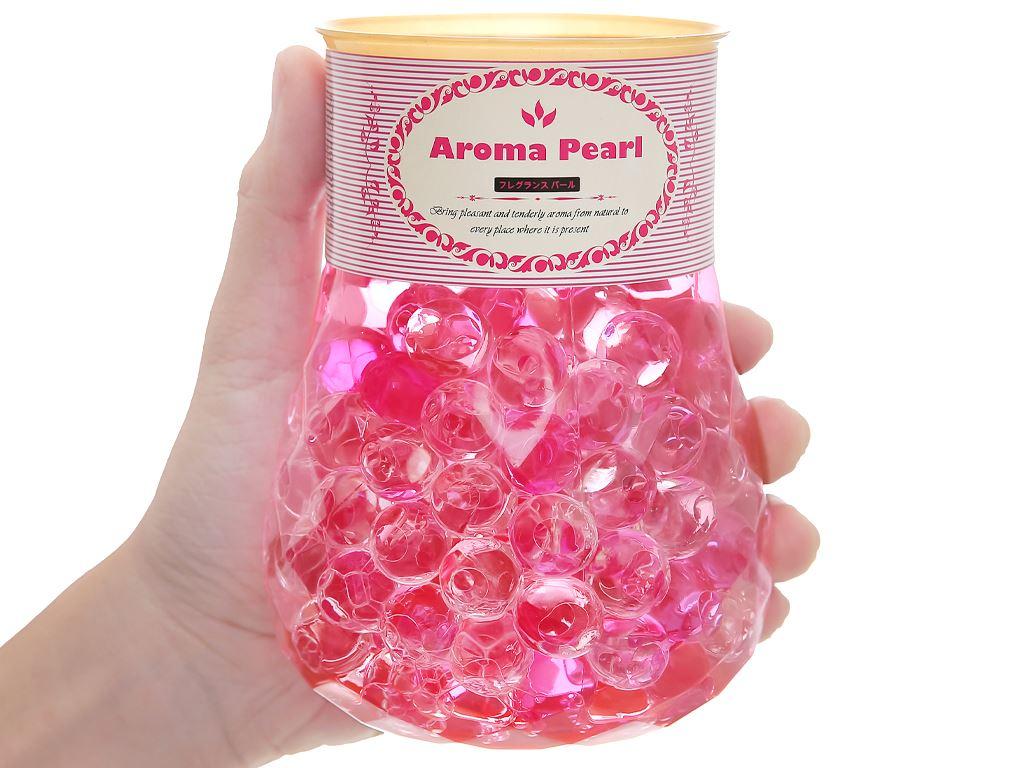 Sáp khử mùi Aroma pearl double black 320g 4