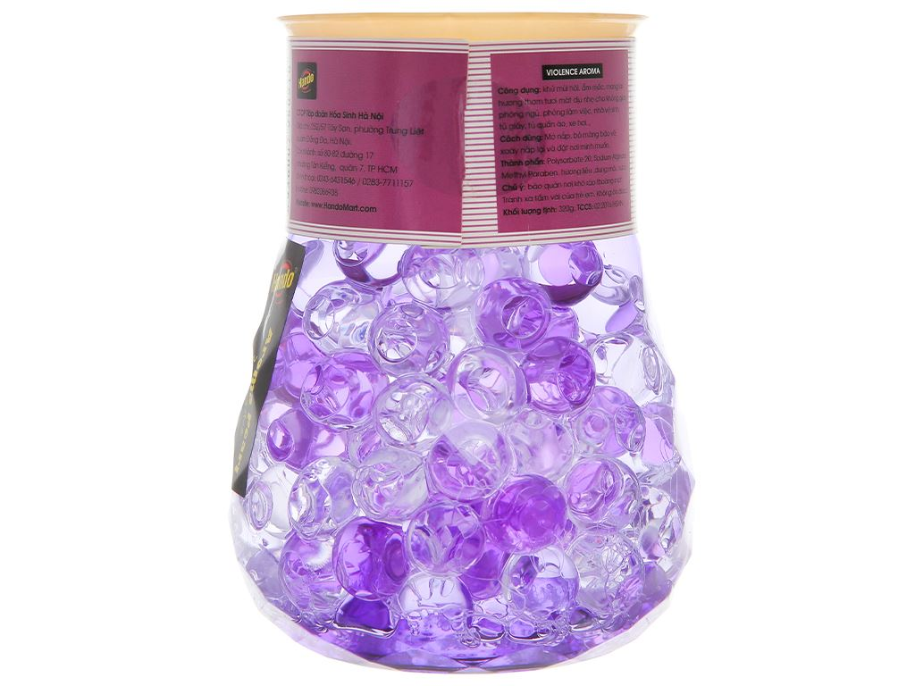 Sáp khử mùi Aroma pearl violence 320g 2