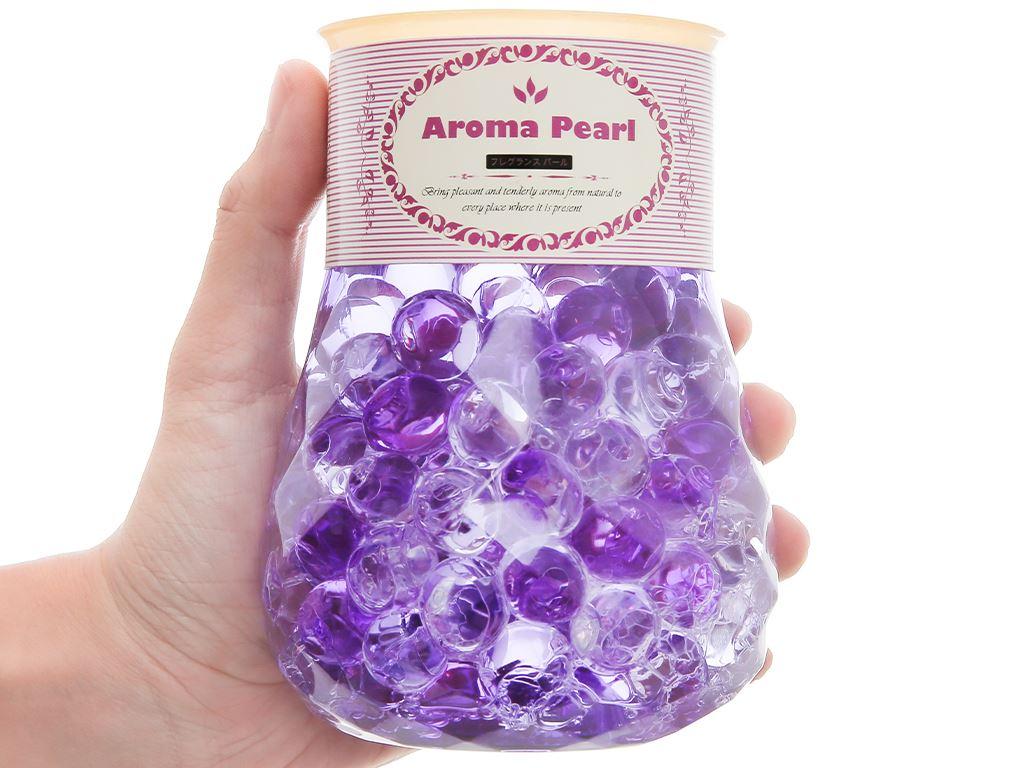 Sáp khử mùi Aroma pearl violence 320g 4