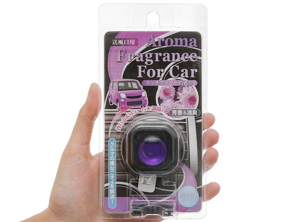 Dung dịch khử mùi xe hơi Welco hương hoa 3ml 5