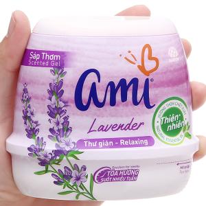 Sáp thơm Ami hương hoa oải hương 200g