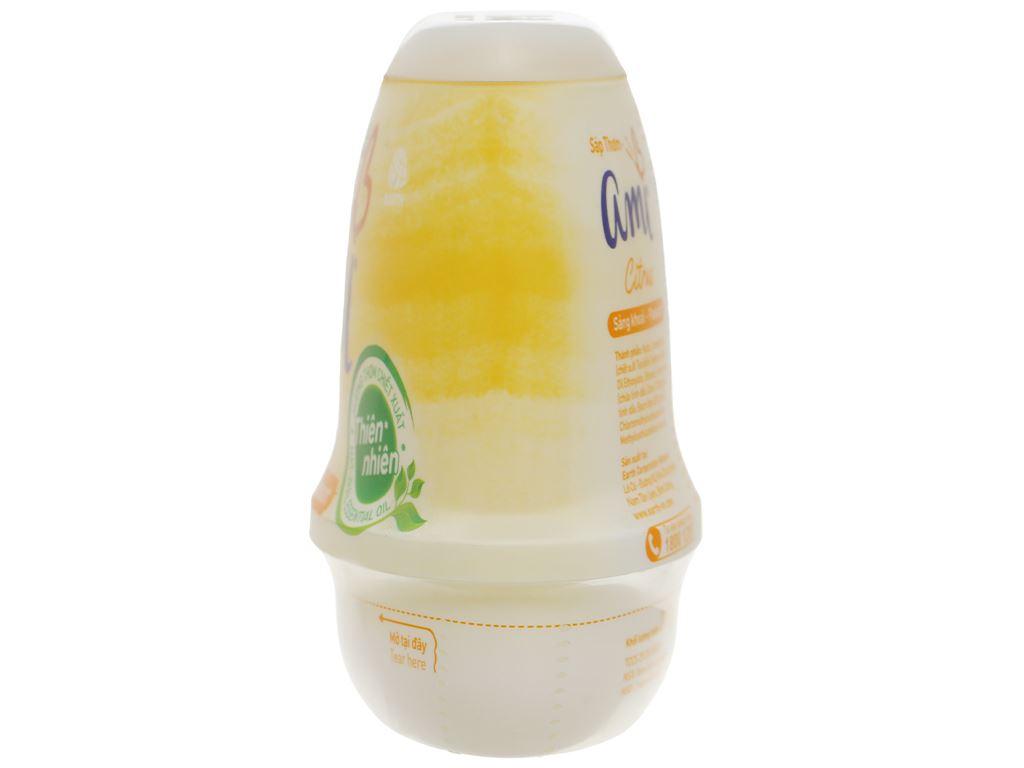 Sáp thơm Ami hương chanh citrus 200g 4