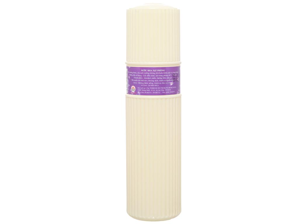 Nước hoa xịt phòng Sunfresh hương hoa oải hương 380ml 2