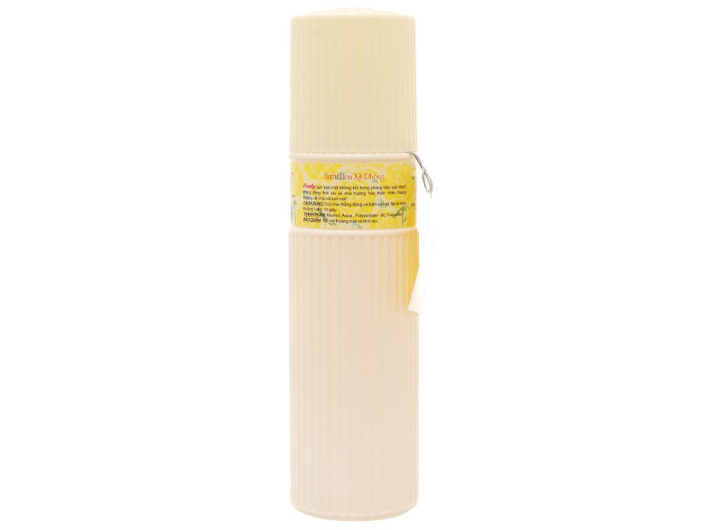 Nước hoa xịt phòng Fendy hương hoa thiên nhiên 350ml 2