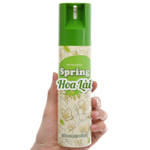 Xịt phòng Spring hương hoa Lài 280ml