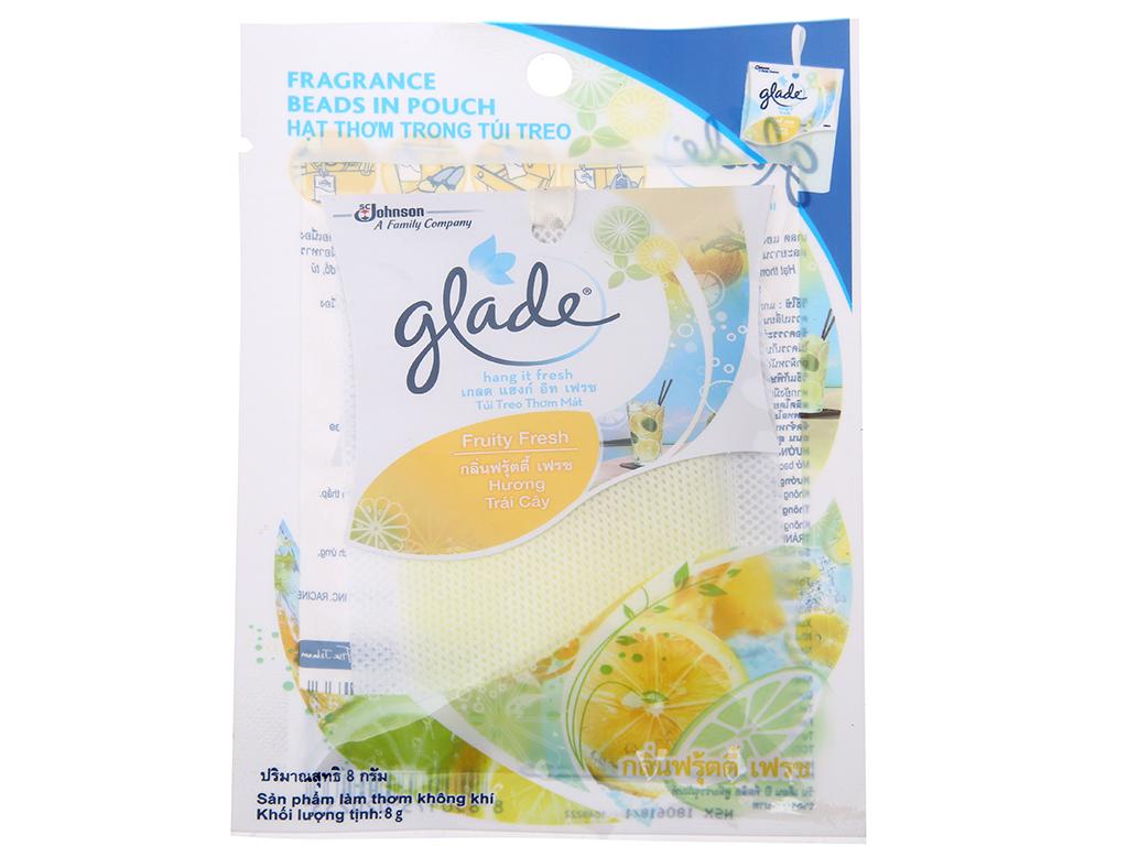 Túi thơm Glade hương trái cây 8g 2