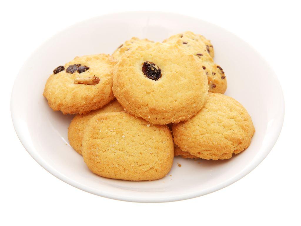 Bánh quy bơ hỗn hợp cao cấp Goody hộp 454g 4