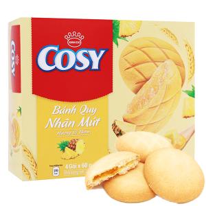 Bánh quy vị thơm Nhân mứt Cosy hộp 240g