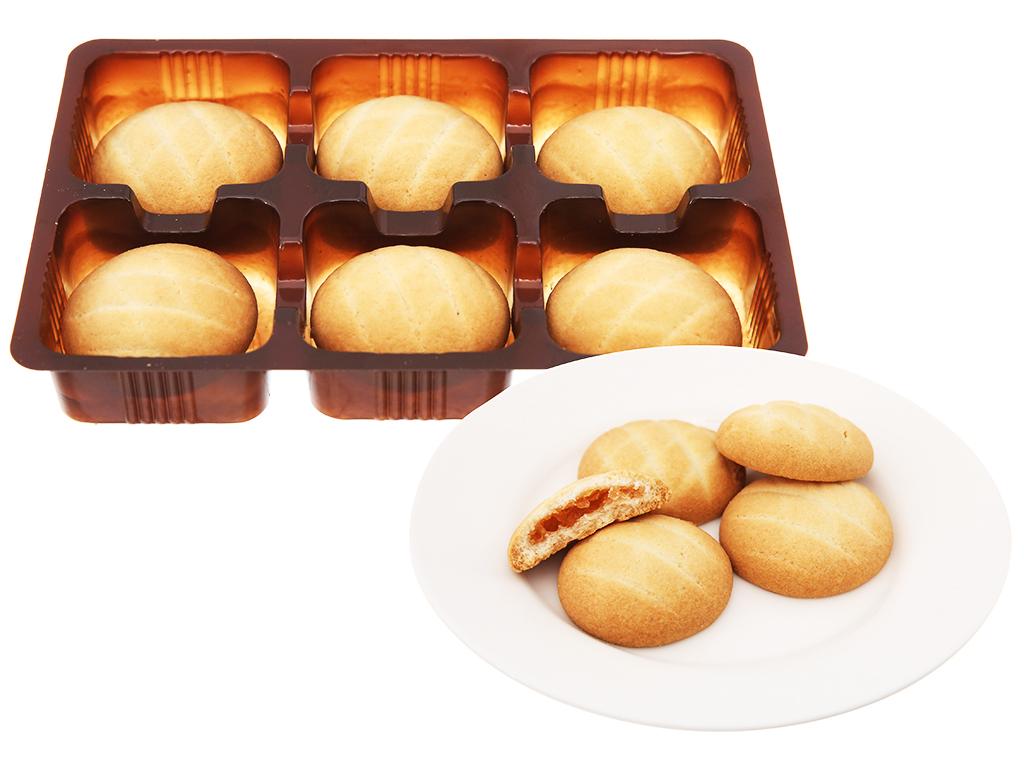 Bánh quy nhân mứt hương táo Cosy hộp 240g 5