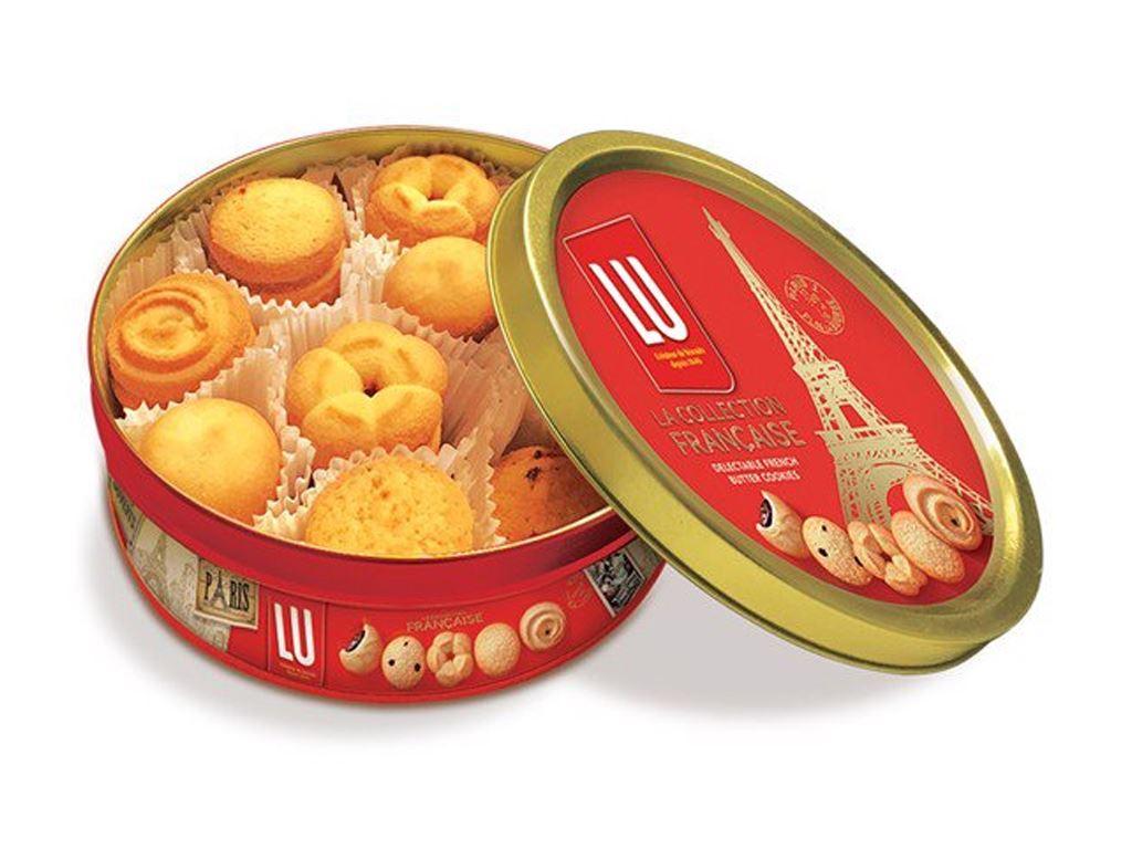 Bánh quy ngọt LU bơ pháp 726g 4
