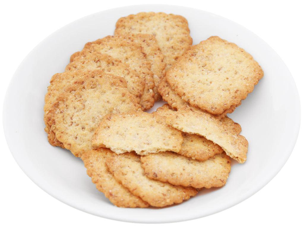 Bánh quy mè Gouté hộp 288g 5