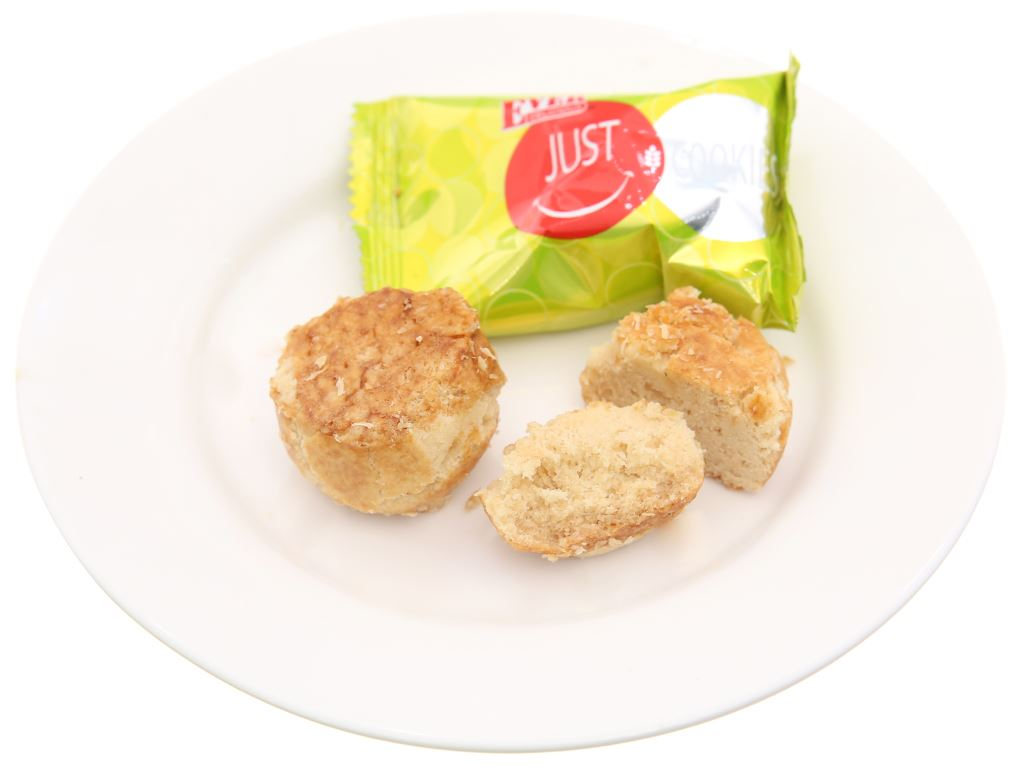 Bánh quy dừa Just Ever Delicious gói 150g 4