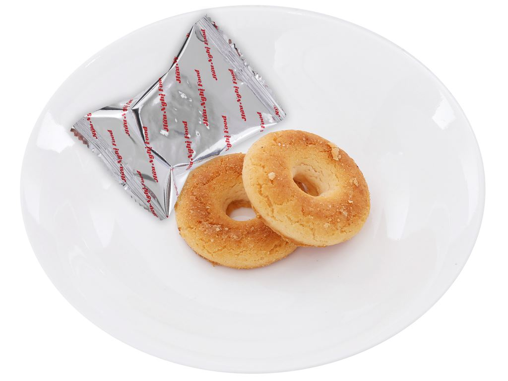 Bánh quy bơ cao cấp Omoni hộp 300g 5