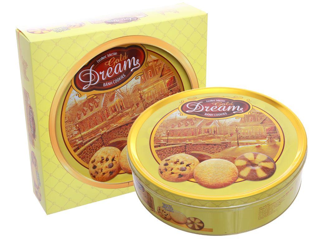 Bánh quy Gold Dreams hộp 400g 1