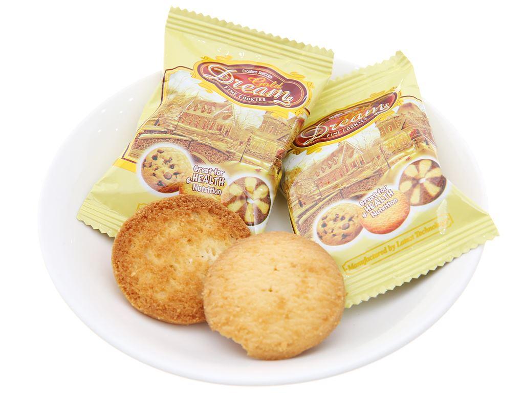 Bánh quy bơ Gold Dreams hộp 308g 4
