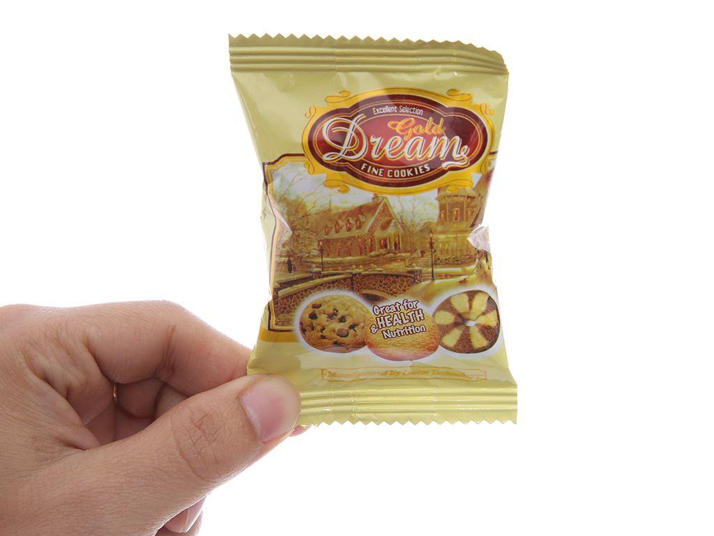 Bánh quy bơ Gold Dreams hộp 308g 5