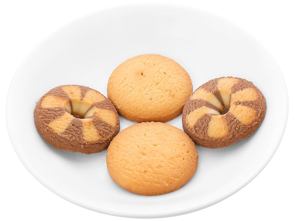 Bánh quy Gold Daisy hộp 300g 4