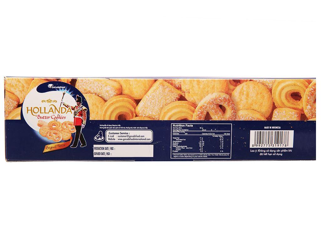 Bánh quy bơ Hollanda GarudaFood hộp 450g 2