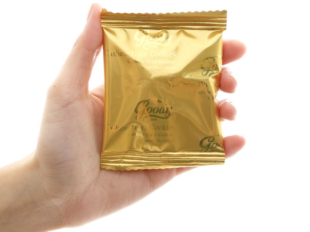 Bánh quy hỗn hợp Goody Gold hộp 450g 4