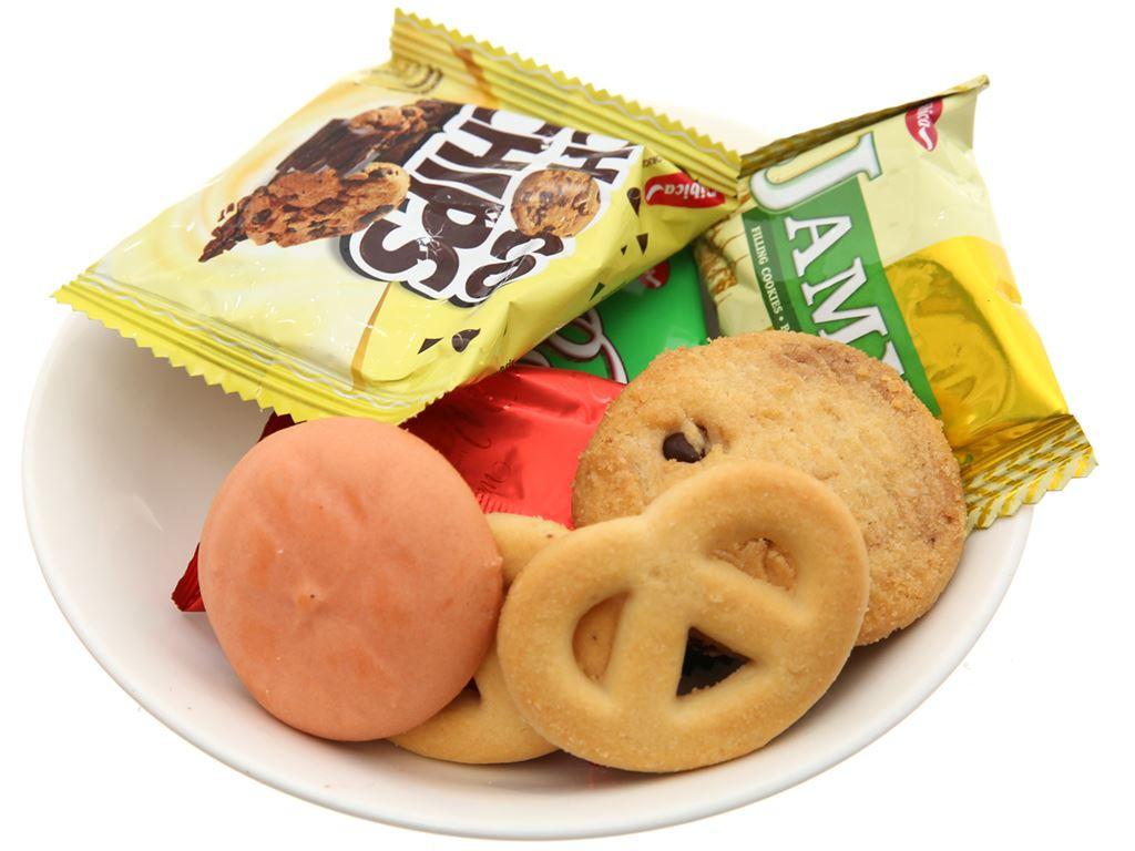 Bánh quy Bibica Lạc Việt 300g 3