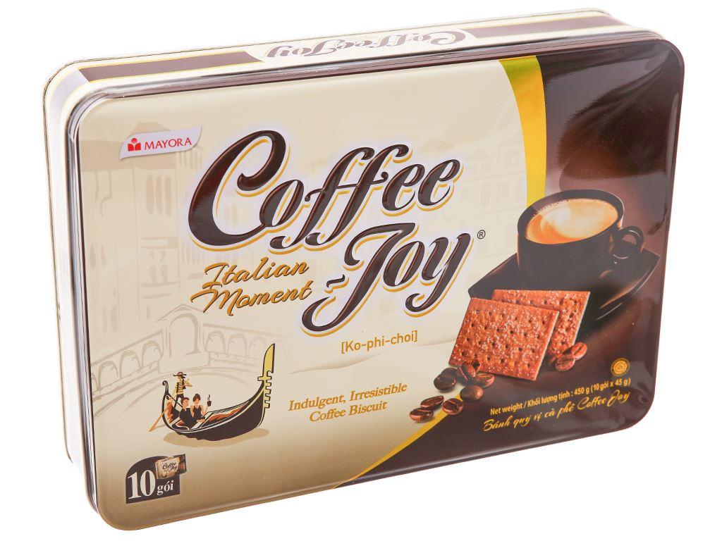 Bánh quy Cà phê Coffee Joy 450g 2