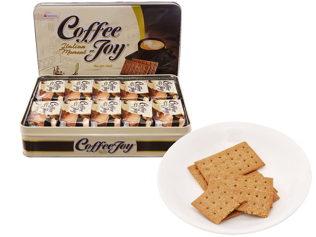 Bánh quy Cà phê Coffee Joy 450g 4