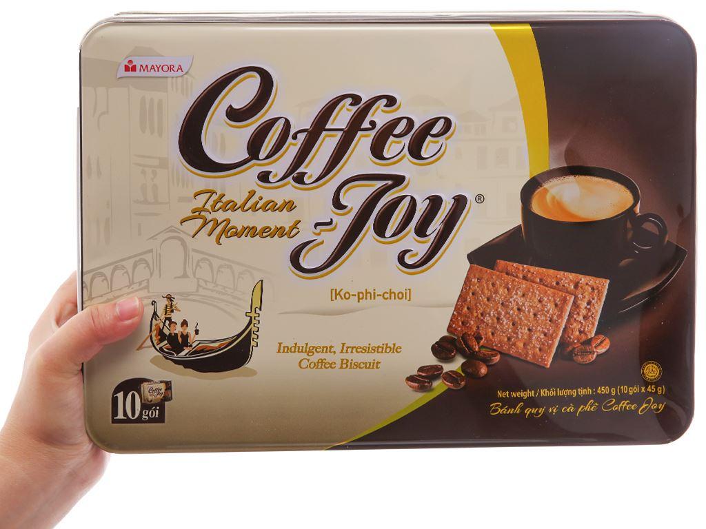 Bánh quy Cà phê Coffee Joy 450g 5