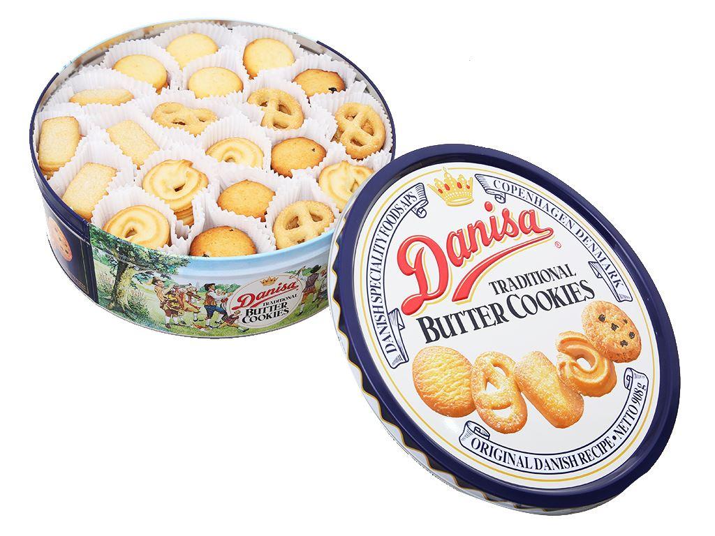 Bánh quy bơ Danisa hộp 908g 5