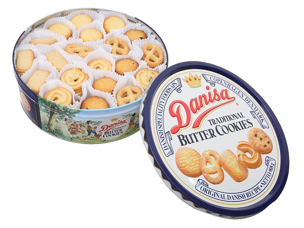 Bánh quy bơ Danisa hộp 908g 2