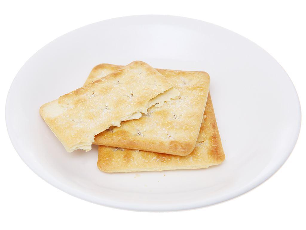 Bánh quy ngọt Mayora malkist crackers vị ngọt thanh 216g 4