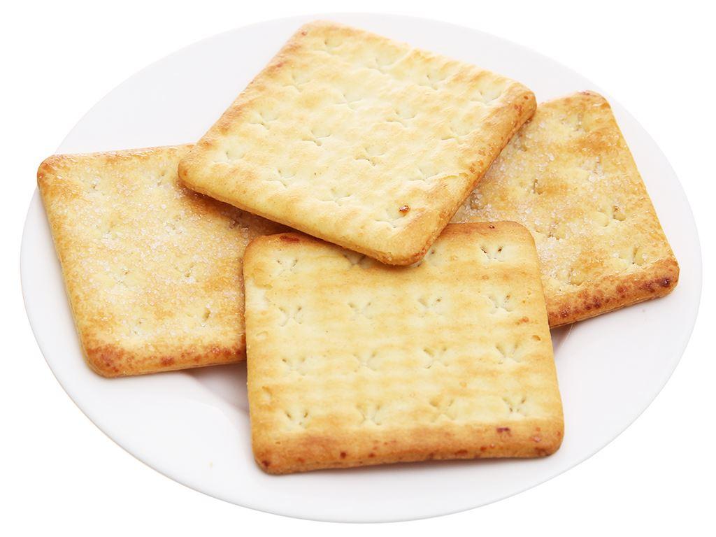 Bánh Malkist Crackers Roma gói 135g 4