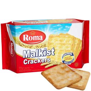Bánh Malkist Crackers Roma gói 135g