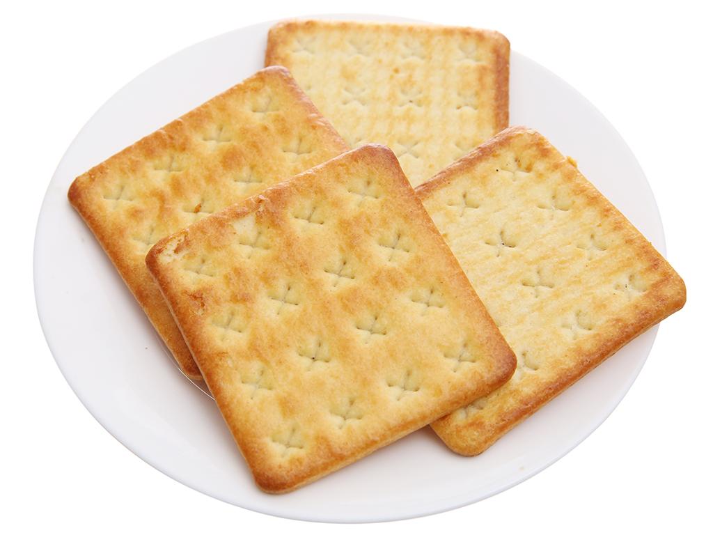 Bánh quy Roma Cream Crackers gói 135g 3