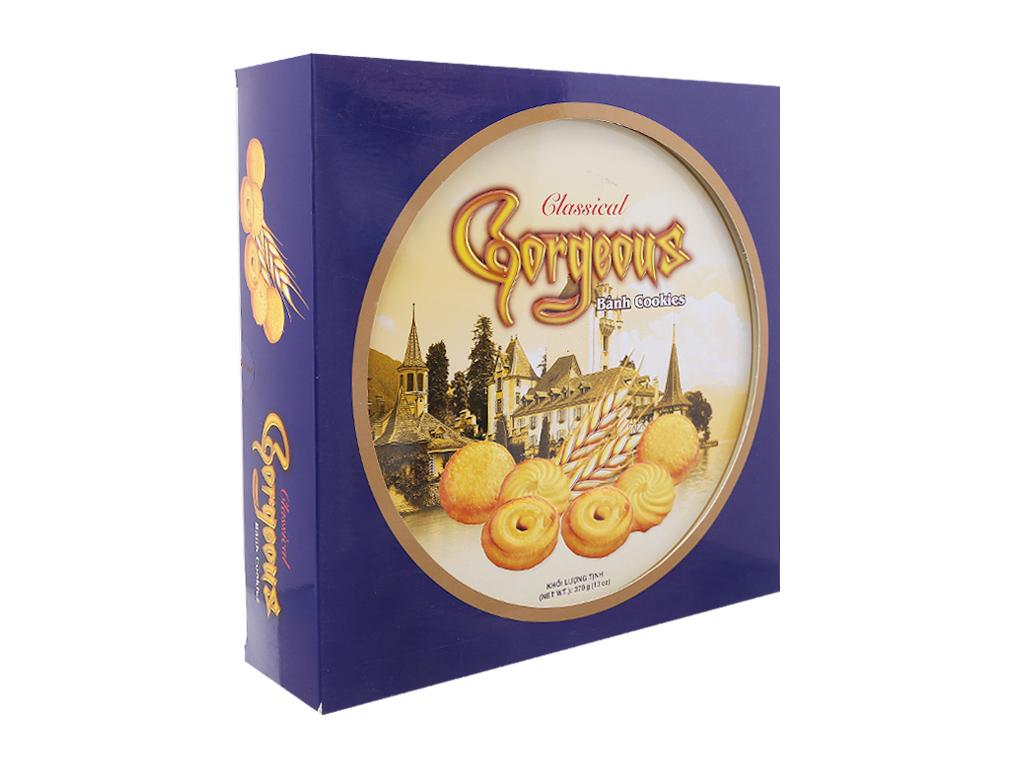 Bánh quy Gorgeous bơ 370g 2
