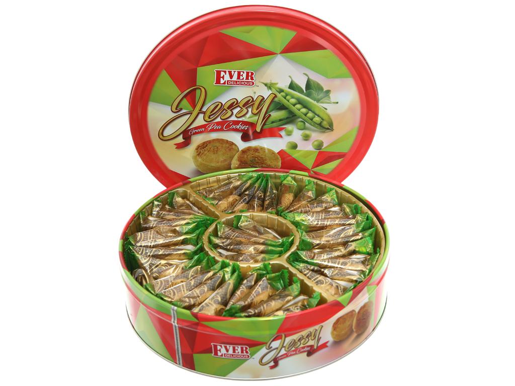 Bánh quy đậu Hà Lan Ever Delicious Jessy hộp 360g 1