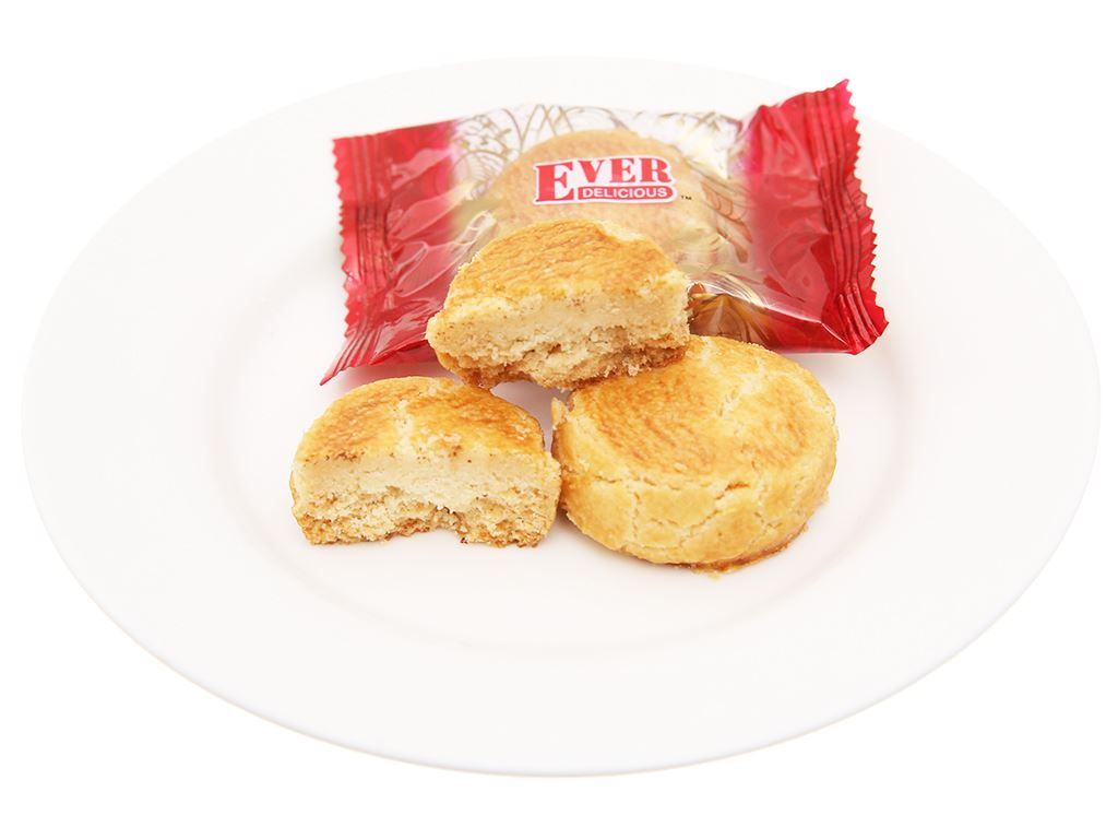 Bánh quy khoai môn Yam Cookies Jessy Ever Delicious hộp 360g 4