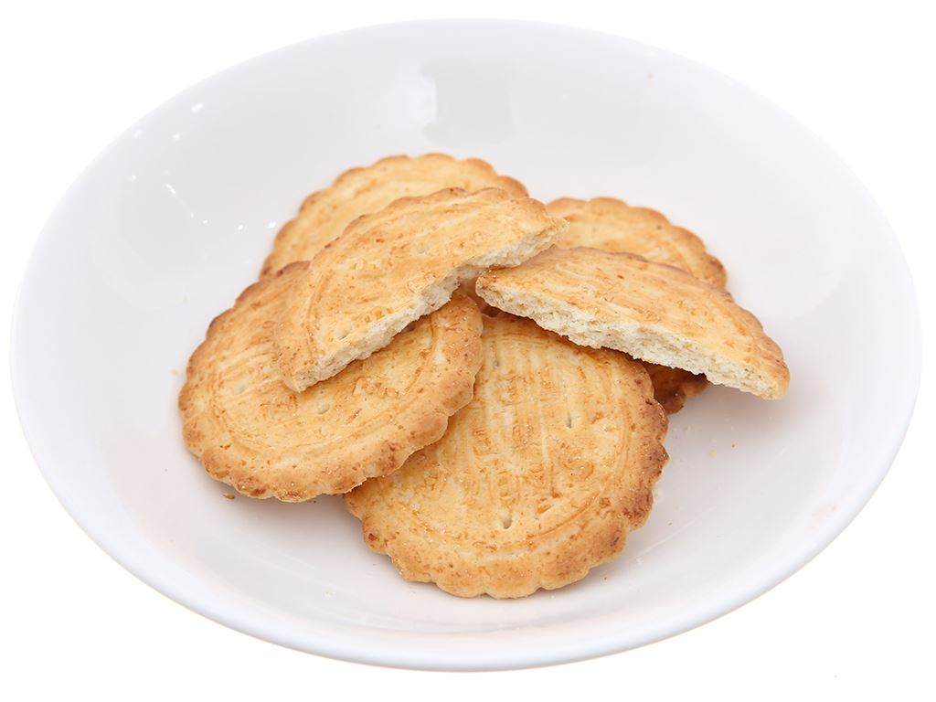 Bánh quy dừa StMichel Sablés gói 120g 4
