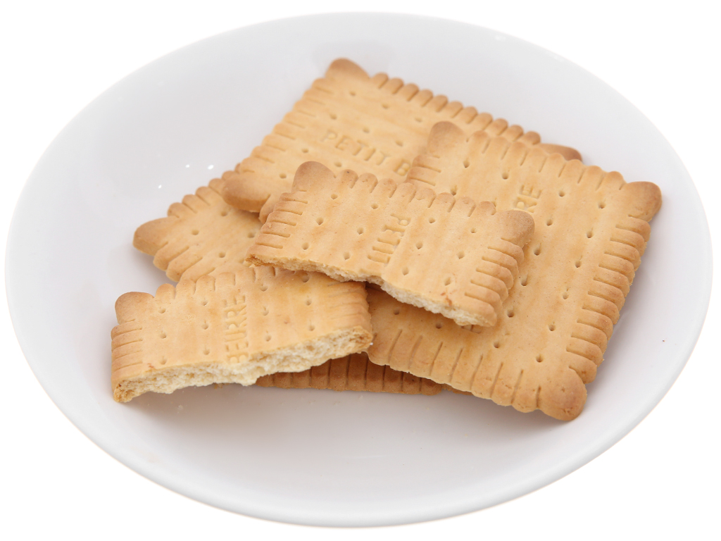 Bánh quy bơ La Dory Petit Beurre hộp 200g 3