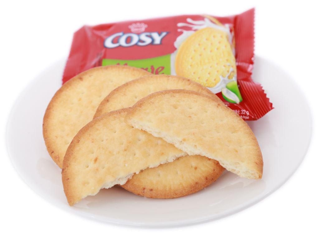 Bánh quy dừa Cosy Marie hộp 320g 13