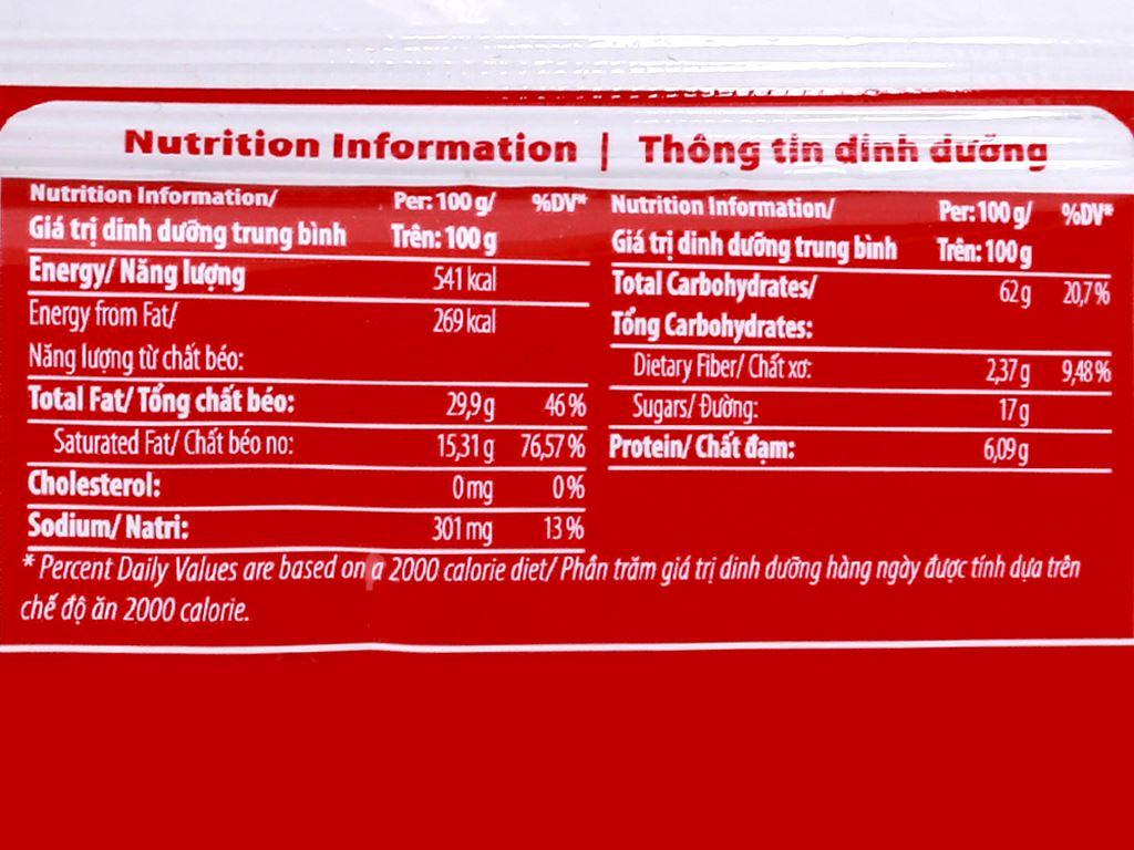 Bánh quy dừa Cosy Marie gói 144g 3
