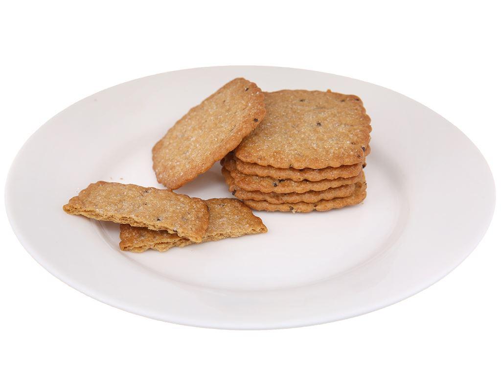 Bánh quy cà phê cốt dừa Gouté hộp 35.5g 3